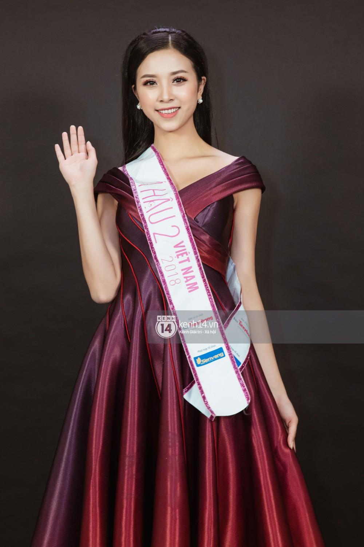 Ngắm cận vẻ đẹp của Top 3 Hoa hậu Việt Nam 2018: Mỹ nhân 2000 được khen sắc sảo, 2 nàng Á mười phân vẹn mười - Ảnh 11.