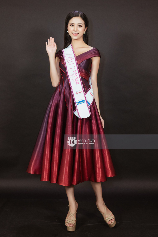 Ngắm cận vẻ đẹp của Top 3 Hoa hậu Việt Nam 2018: Mỹ nhân 2000 được khen sắc sảo, 2 nàng Á mười phân vẹn mười - Ảnh 12.