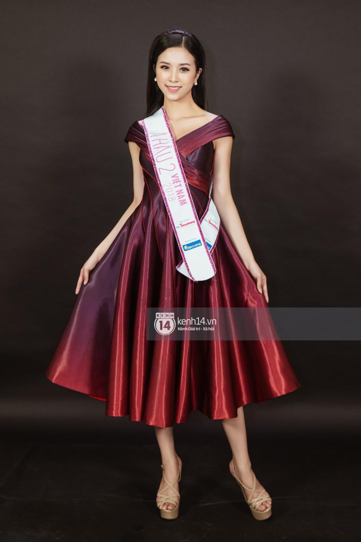 Ngắm cận vẻ đẹp của Top 3 Hoa hậu Việt Nam 2018: Mỹ nhân 2000 được khen sắc sảo, 2 nàng Á mười phân vẹn mười - Ảnh 13.