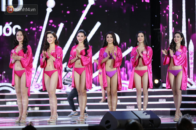 Style makeup của thí sinh Hoa hậu Việt Nam 2018 đáng khen bất ngờ, cô nào cô nấy đều xinh chứ không hề già nua, cứng nhắc - Ảnh 2.
