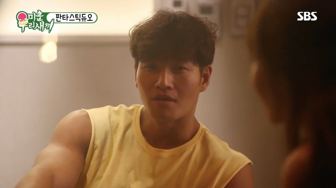 Having to choose between marriage and ... gym, this is Kim Jong Kook's answer! - Picture 2.