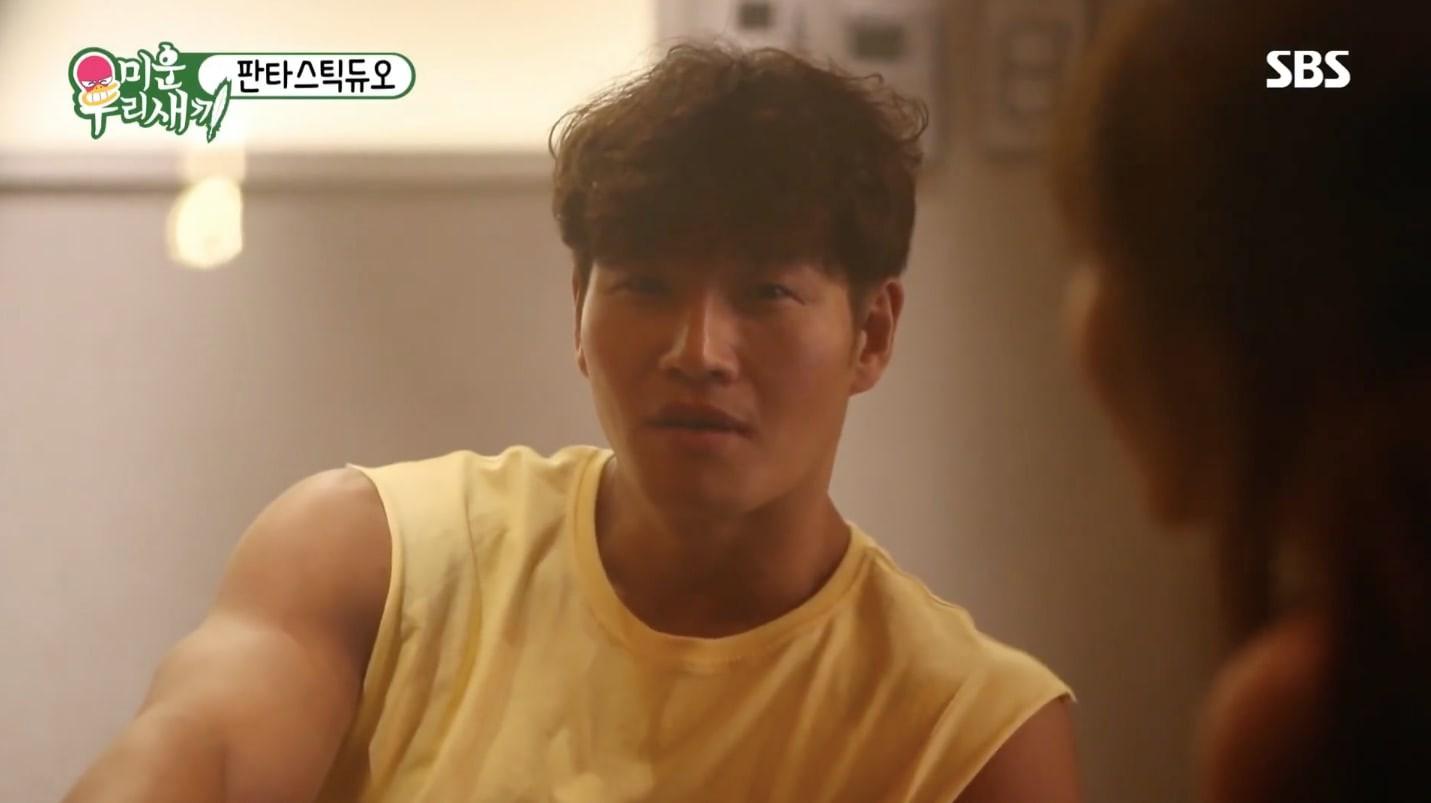 Phải lựa chọn giữa hôn nhân và... tập gym, đây là câu trả lời của Kim Jong Kook!