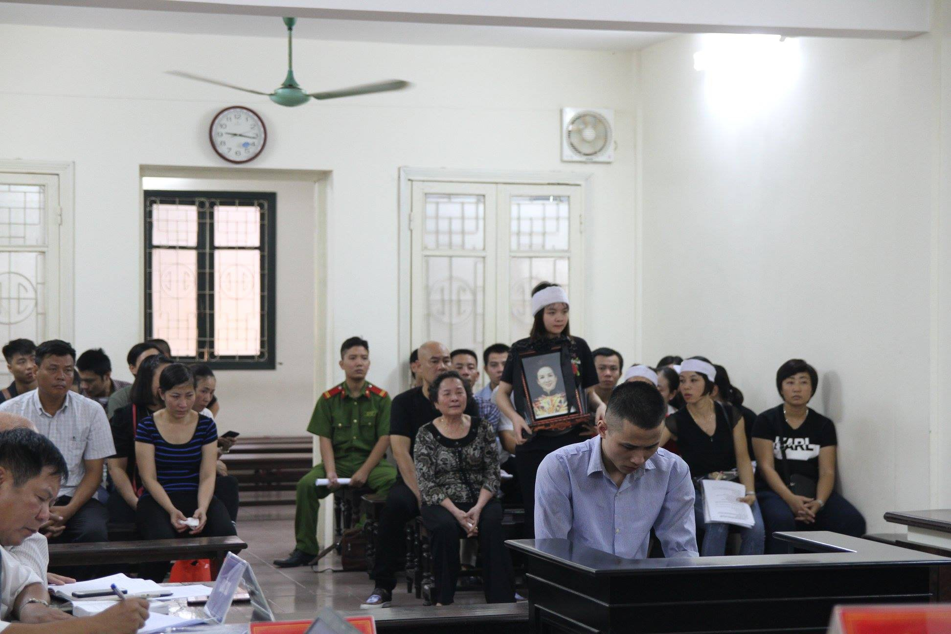 Tuyên án tử hình nam sinh sát hại người tình ở chung cư cao cấp Hà Nội - Ảnh 2.