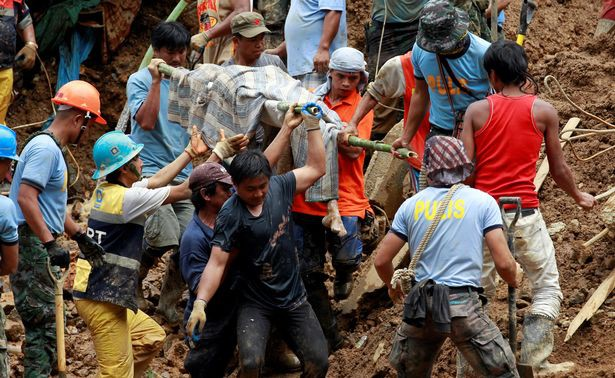 Ngăn thiệt hại về người do bão Mangkhut, Philippines cấm các hoạt động khai thác mỏ nguy hiểm - Ảnh 2.