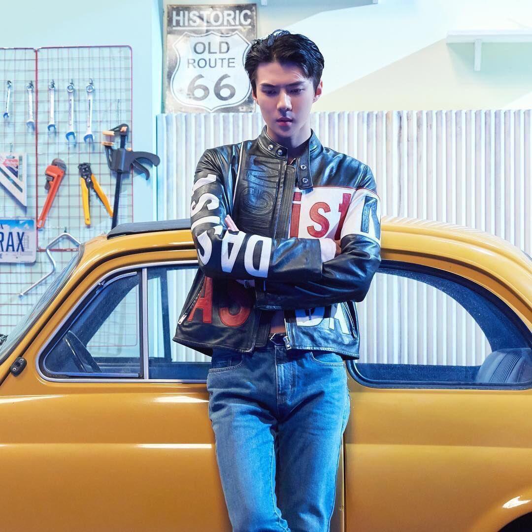 """Suốt ngày bị gắn mác """"đẹp trai bất tài"""", Sehun (EXO) giờ đây đã có cơ hội tỏa sáng - Ảnh 2."""