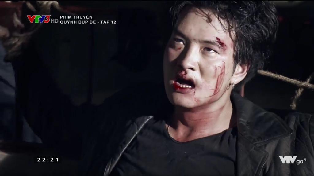 Còn chưa kịp có một phút huy hoàng thì Thái tử Thiên Thai trong Quỳnh Búp Bê đã thân tàn ma dại