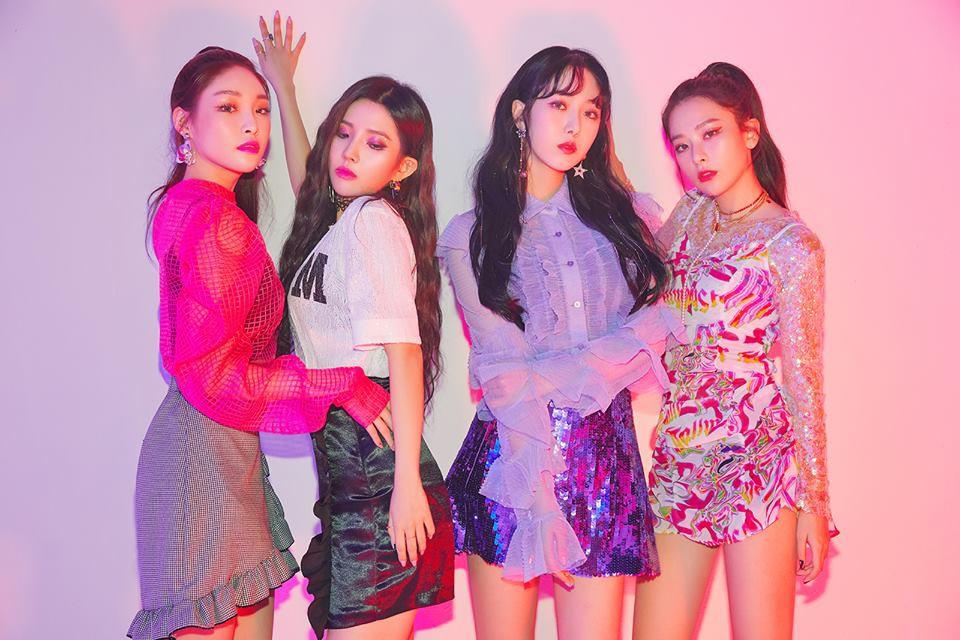 Ơn giời, nhóm nhạc nữ cực khủng này của Kpop đã chính thức tung teaser cho sản phẩm ra mắt! - Ảnh 1.