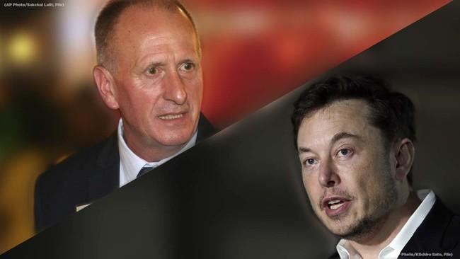 Tỷ phú Elon Musk chính thức bị thợ lặn giải cứu đội bóng nhí Thái Lan khởi kiện, buộc tội phỉ báng và đòi bồi thường 75.000 USD - Ảnh 1.
