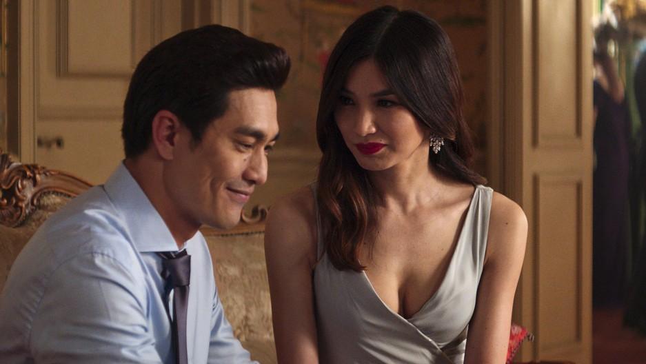 Cặp nàng giàu chàng nghèo đẹp át cả nhan sắc đôi diễn chính Crazy Rich Asians