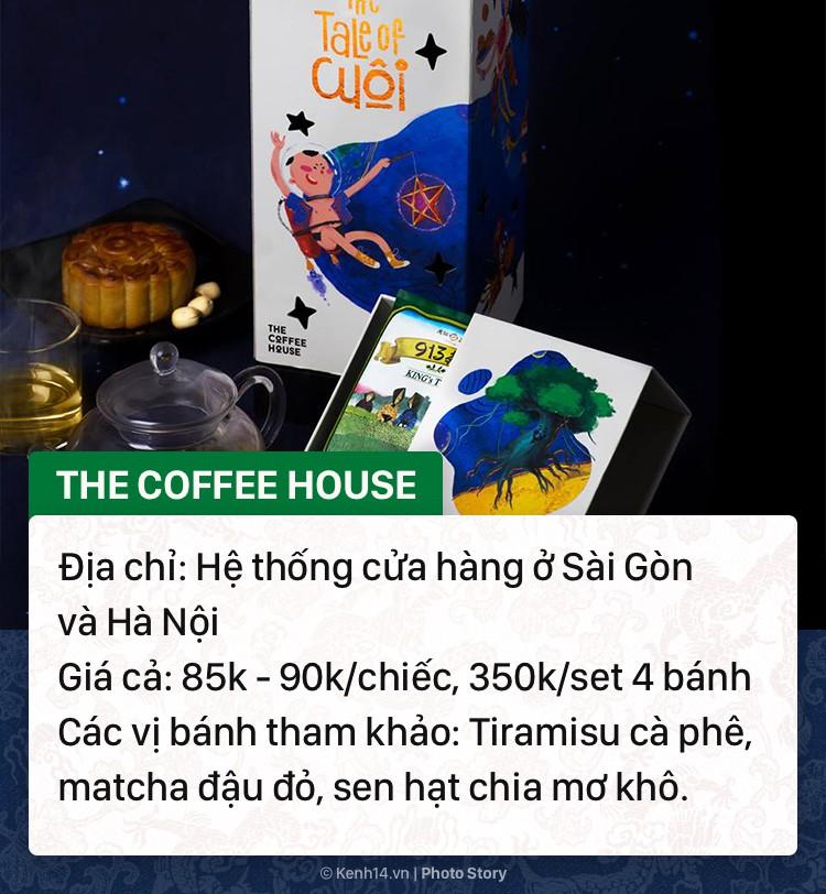 """""""Cuộc chiến mùa Trăng"""" của những thương hiệu cafe, trà sữa với vô vàn kiểu bánh Trung thu - Ảnh 29."""