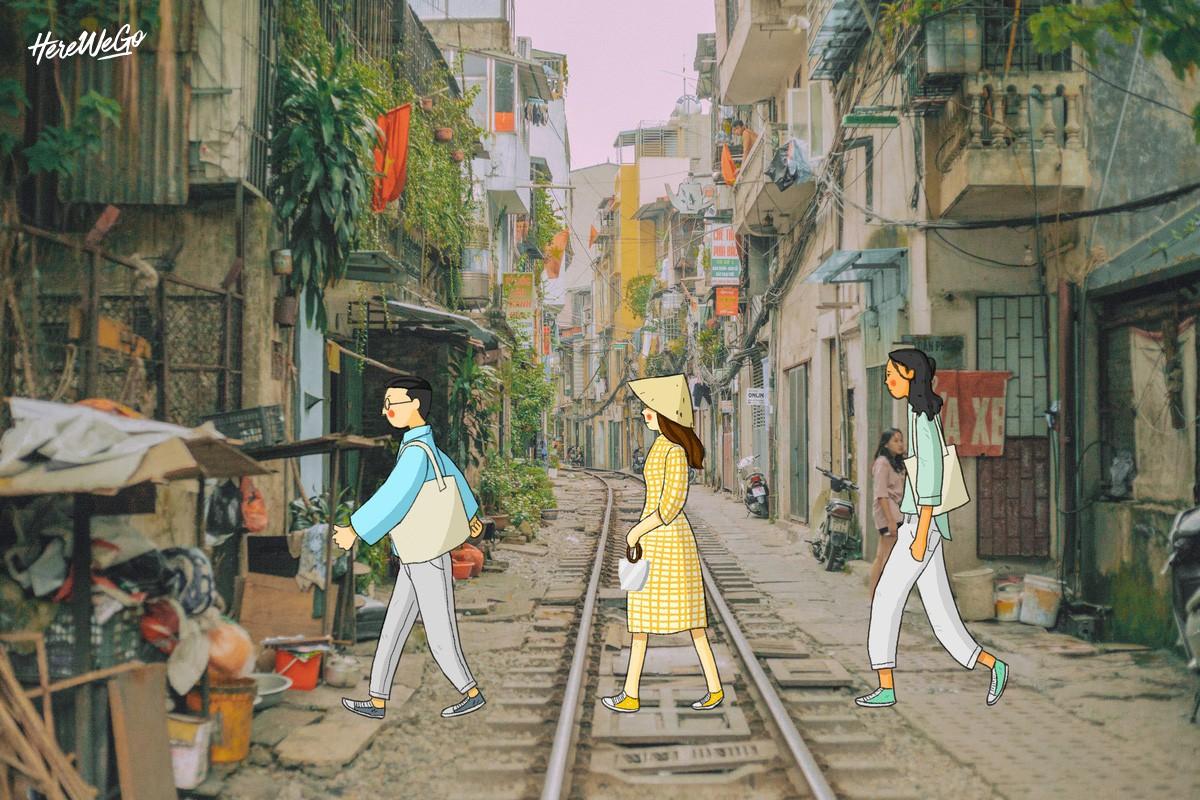 Bất ngờ trước những khung hình mùa thu Hà Nội - Ninh Bình đẹp và trong trẻo như thời thơ ấu của Jolie Nguyễn và các bạn đồng hành - Ảnh 3.