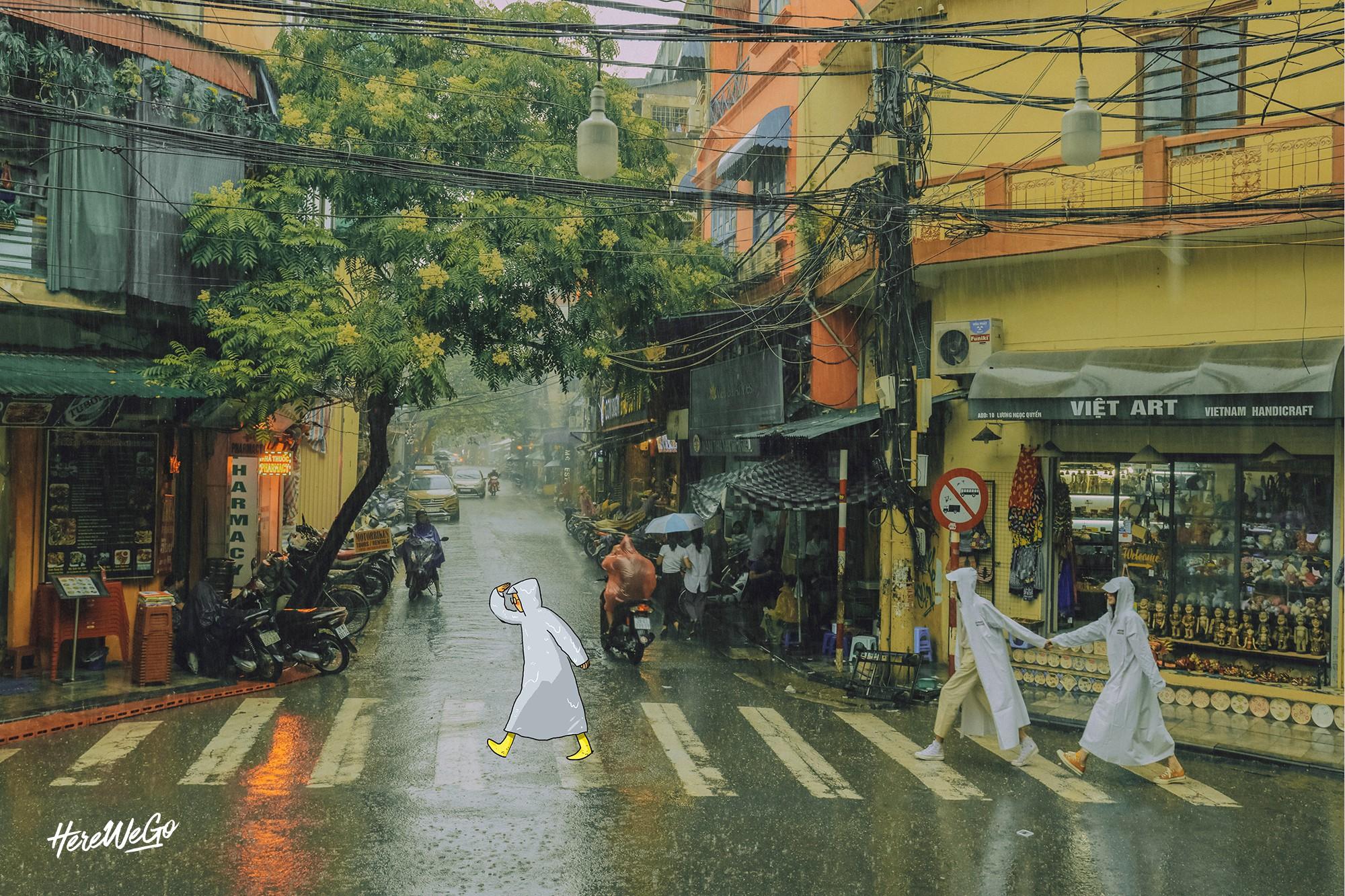 Bất ngờ trước những khung hình mùa thu Hà Nội - Ninh Bình đẹp và trong trẻo như thời thơ ấu của Jolie Nguyễn và các bạn đồng hành - Ảnh 7.