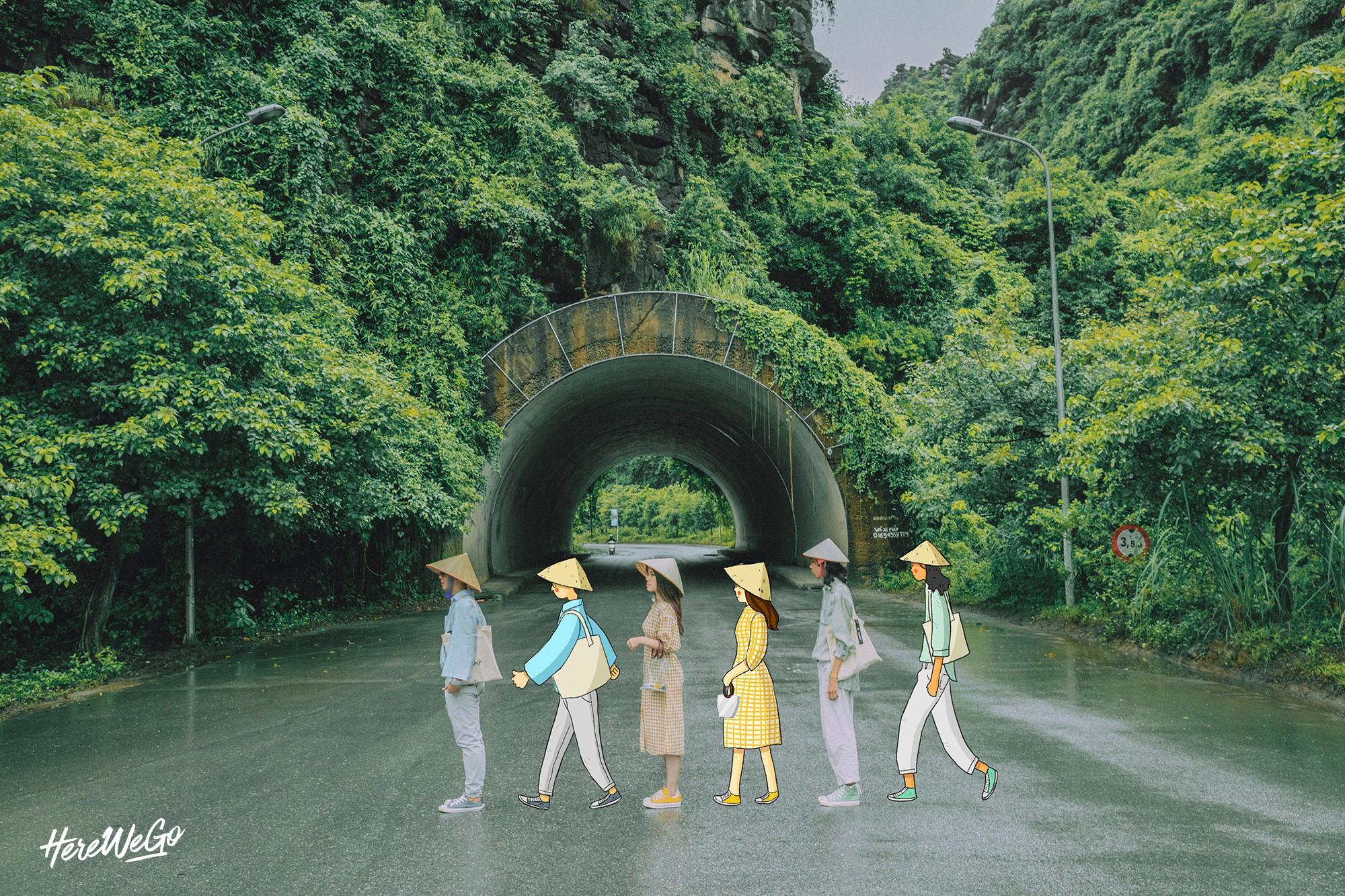 Bất ngờ trước những khung hình mùa thu Hà Nội - Ninh Bình đẹp và trong trẻo như thời thơ ấu của Jolie Nguyễn và các bạn đồng hành - Ảnh 14.