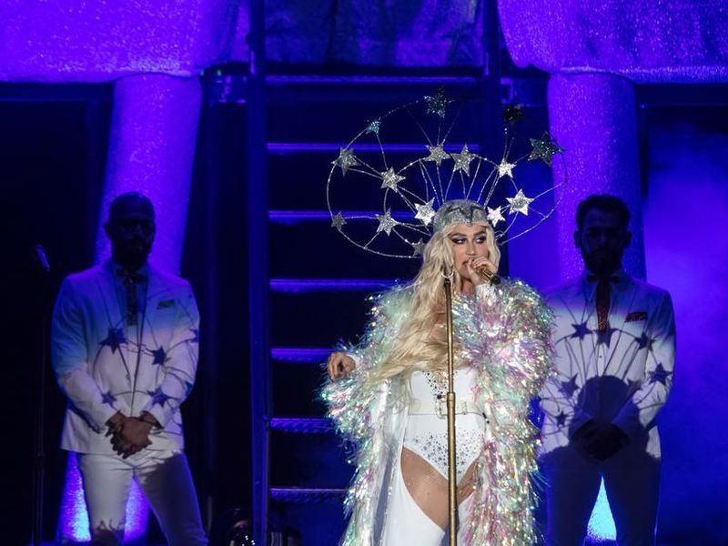 Không chỉ 1 show, Kesha bất ngờ huỷ toàn bộ tour diễn tại Đài Loan 20 phút trước giờ G - Ảnh 1.