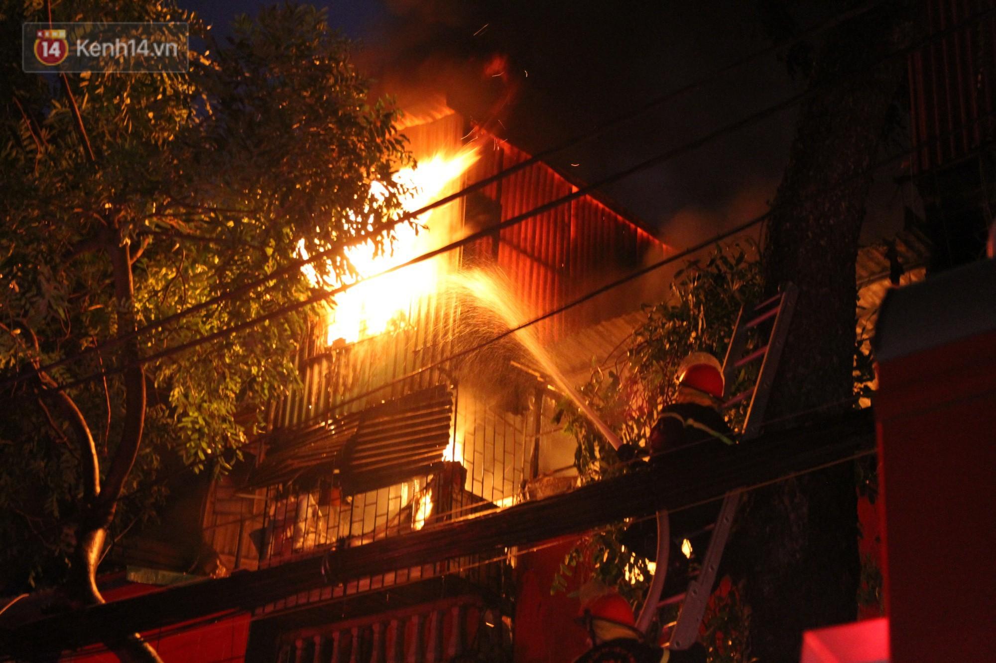 Người đầu tiên phát hiện đám cháy ở Đê La Thành: Tôi không muốn nói nhiều vì dân tình đều đổ tội lên đầu bác Hiệp - Ảnh 1.