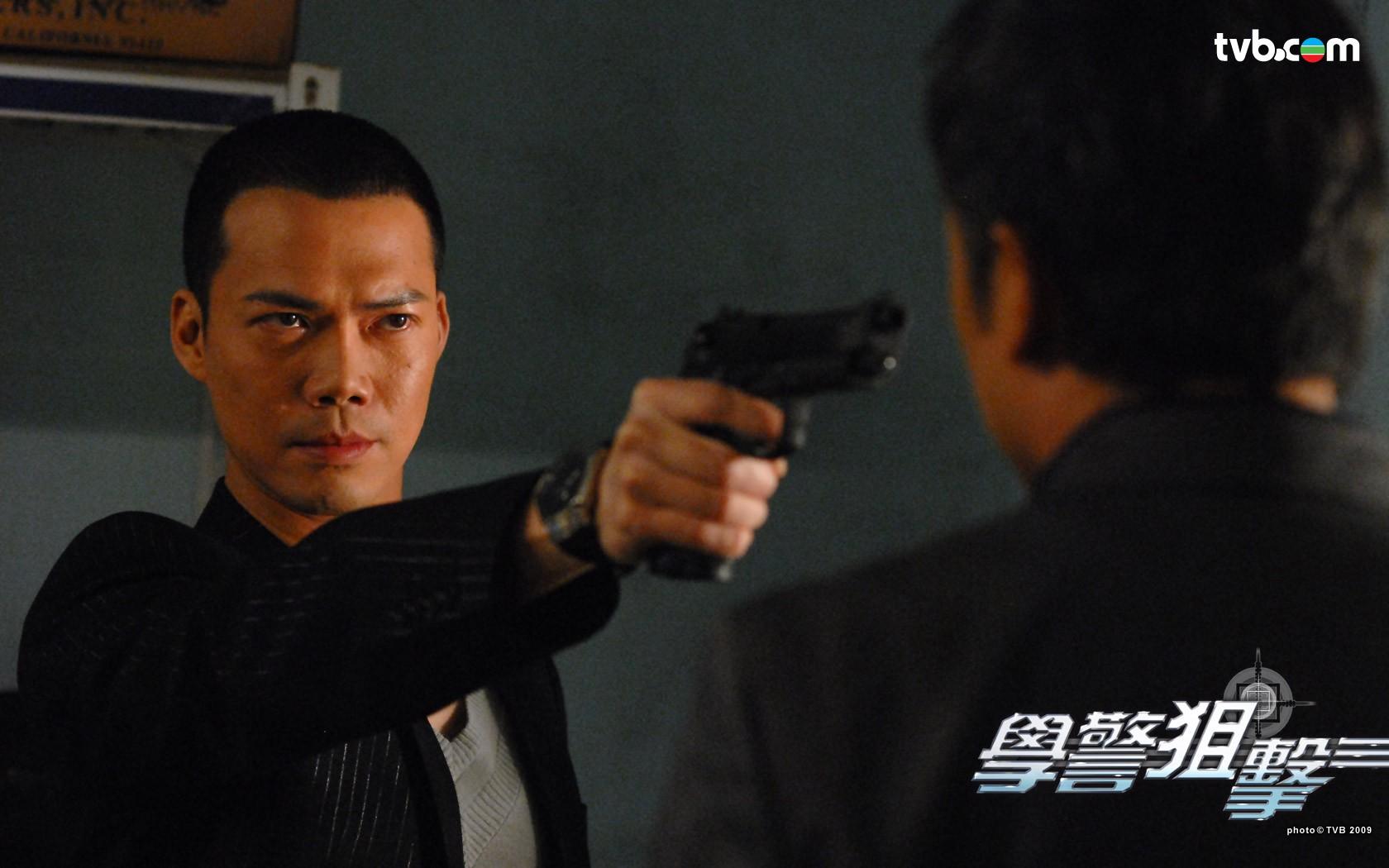 4 bộ phim hình cảnh vang dội của TVB: Bộ cuối cùng vừa làm nên điều đáng kinh ngạc - Ảnh 1.