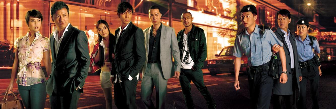 4 bộ phim hình cảnh vang dội của TVB: Bộ cuối cùng vừa làm nên điều đáng kinh ngạc - Ảnh 2.