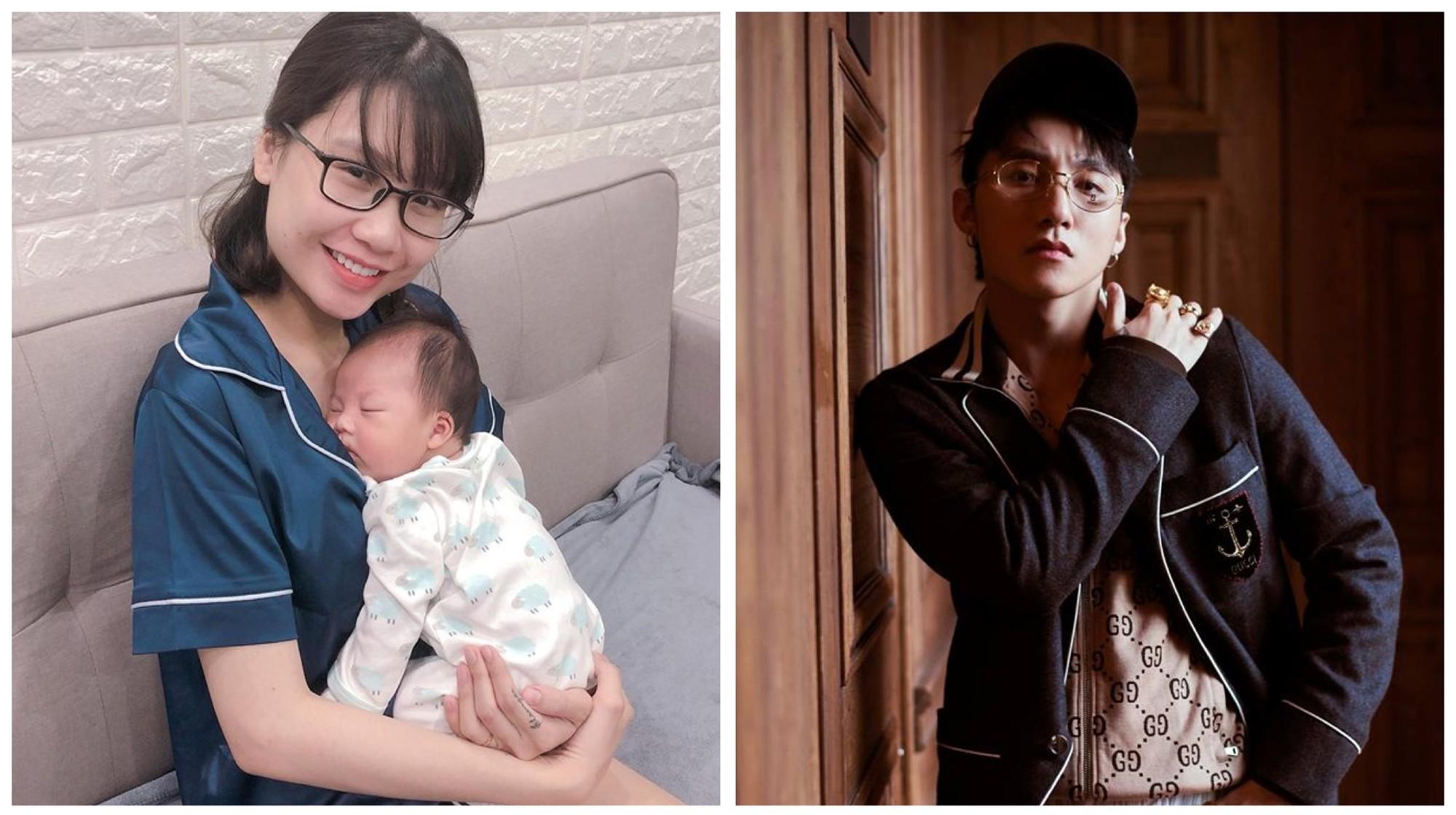 Hot mom 22 tuổi Thanh Trần đã đánh bại Sơn Tùng về lượng followers trên MXH - Ảnh 1.
