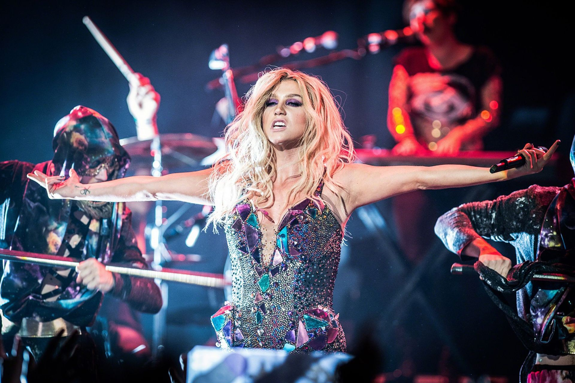 Không chỉ 1 show, Kesha bất ngờ huỷ toàn bộ tour diễn tại Đài Loan 20 phút trước giờ G - Ảnh 2.