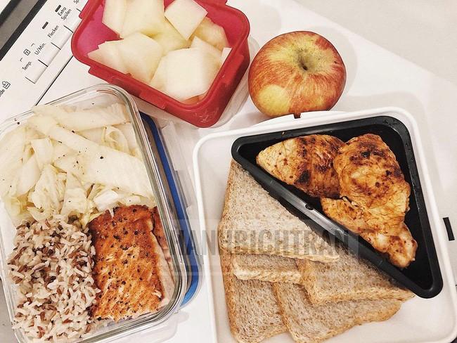 Gợi ý 11 món ăn cho bữa sáng và trưa giúp giảm cân theo hướng dẫn của HLV, đẩy nhanh hành trình giảm mỡ - Ảnh 12.