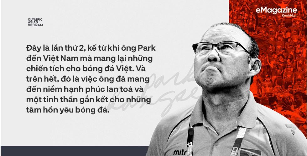 Những câu chuyện về Park Hang-seo, người HLV, người thầy, người bạn và người cha của Olympic Việt Nam - Ảnh 2.