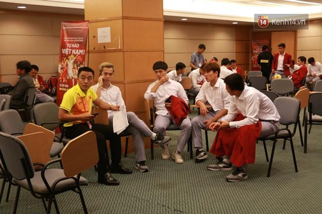 Nhiều khoảnh khắc ấn tượng trong lễ vinh danh đoàn thể thao Việt Nam trở về từ ASIAD 2018 46