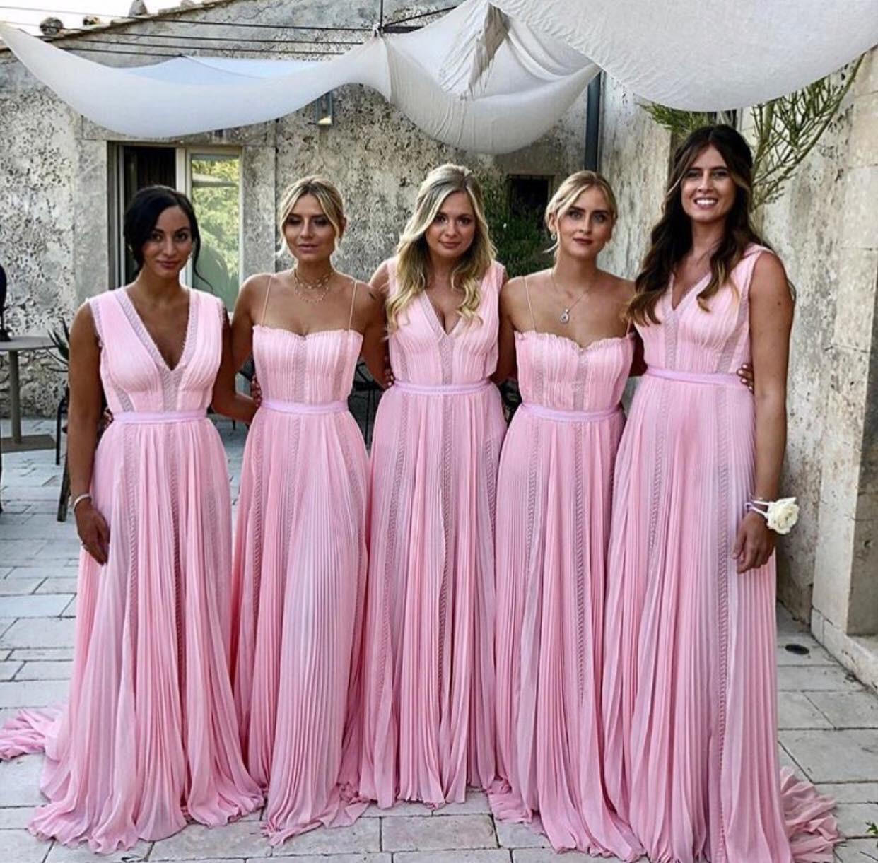 Đám cưới của blogger Chiara Ferragni chính thức diễn ra, khung cảnh lộng lẫy như giấc mơ của mọi cô gái - Ảnh 5.