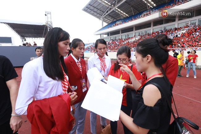 Nhiều khoảnh khắc ấn tượng trong lễ vinh danh đoàn thể thao Việt Nam trở về từ ASIAD 2018 44