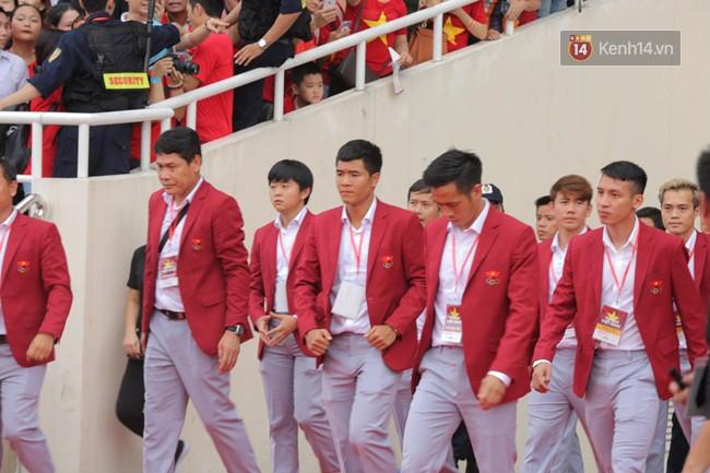 Nhiều khoảnh khắc ấn tượng trong lễ vinh danh đoàn thể thao Việt Nam trở về từ ASIAD 2018 24
