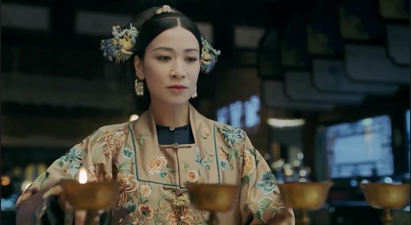 Không chỉ đạt đỉnh cao diễn xuất, vai Kế hậu Diên Hi Công Lược còn gom lại cả vũ trụ phim ảnh của Xa Thi Mạn - Ảnh 3.
