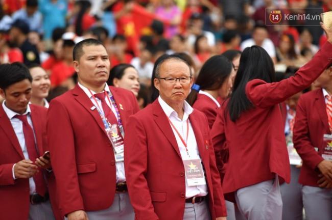 Nhiều khoảnh khắc ấn tượng trong lễ vinh danh đoàn thể thao Việt Nam trở về từ ASIAD 2018 30