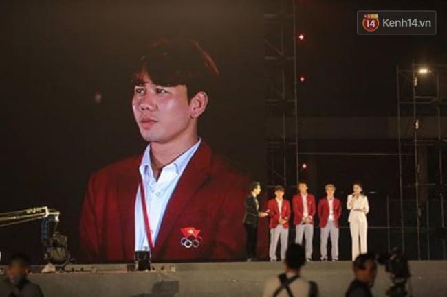 Nhiều khoảnh khắc ấn tượng trong lễ vinh danh đoàn thể thao Việt Nam trở về từ ASIAD 2018 8