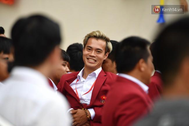 Nhiều khoảnh khắc ấn tượng trong lễ vinh danh đoàn thể thao Việt Nam trở về từ ASIAD 2018 32