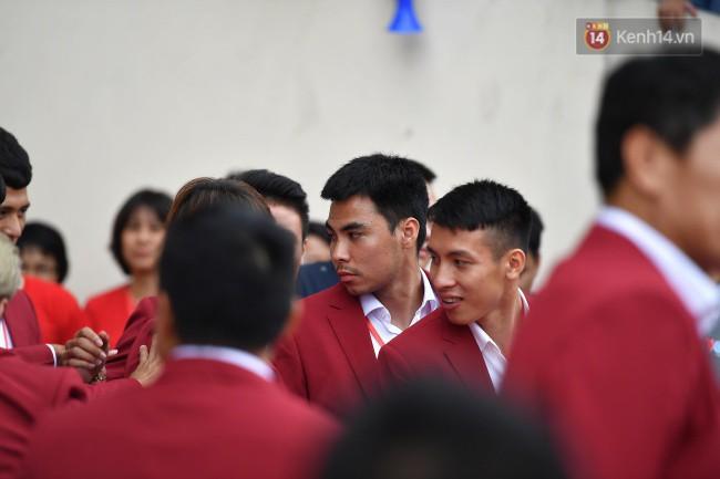 Nhiều khoảnh khắc ấn tượng trong lễ vinh danh đoàn thể thao Việt Nam trở về từ ASIAD 2018 35