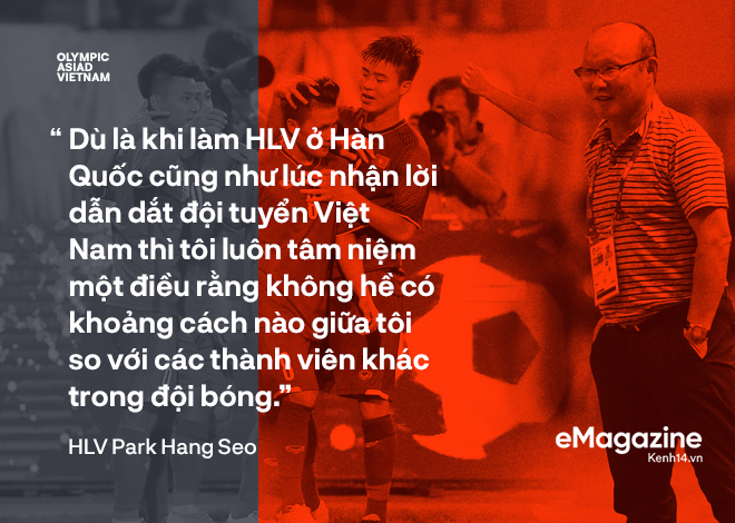 Những câu chuyện về Park Hang-seo, người HLV, người thầy, người bạn và người cha của Olympic Việt Nam - Ảnh 9.