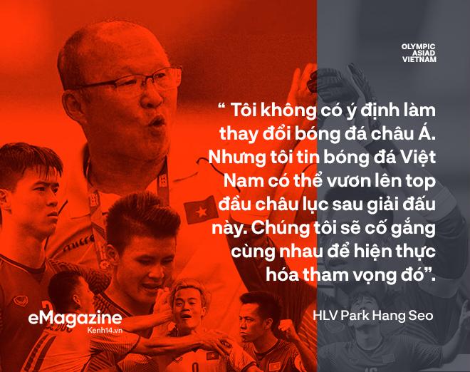 Những câu chuyện về Park Hang-seo, người HLV, người thầy, người bạn và người cha của Olympic Việt Nam - Ảnh 11.