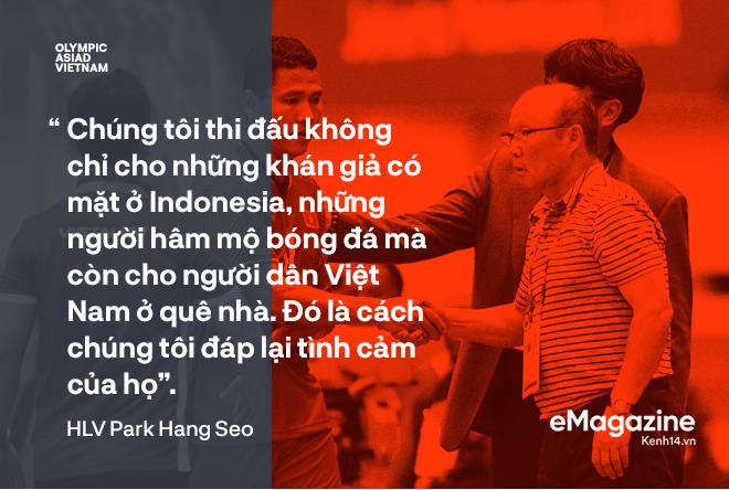 Những câu chuyện về Park Hang-seo, người HLV, người thầy, người bạn và người cha của Olympic Việt Nam - Ảnh 3.