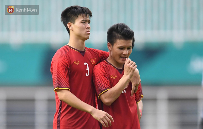 Quang Hai's parents shared his son's criticism after the UAE's Olympic defeat in Vietnam - Photo 1.
