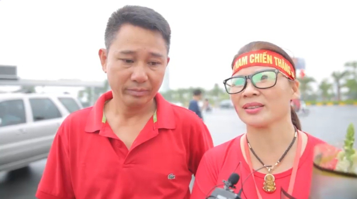 Quang Hai & # 39; s parents share his son's criticism after the UAE Olympic defeat in Vietnam - Picture 3.