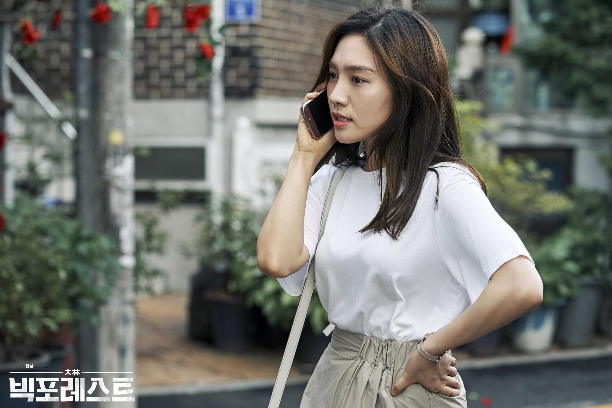 12 phim truyền hình Hàn ồ ạt lên sóng, hứa hẹn tháng 9 này dân tình cày phim sấp mặt (Phần 1) - Ảnh 9.