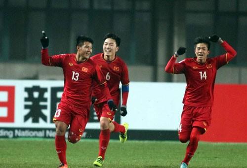 Xuân Trường và cuộc cạnh tranh vị trí khốc liệt tại AFF Cup 2018 - Ảnh 1.