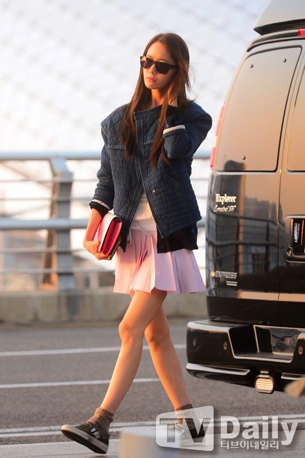 Tréo ngoe như Yoona: Cứ nghĩ càng gầy mặc càng đẹp, riêng nàng này có lên cân thì style mới lên hạng - Ảnh 5.