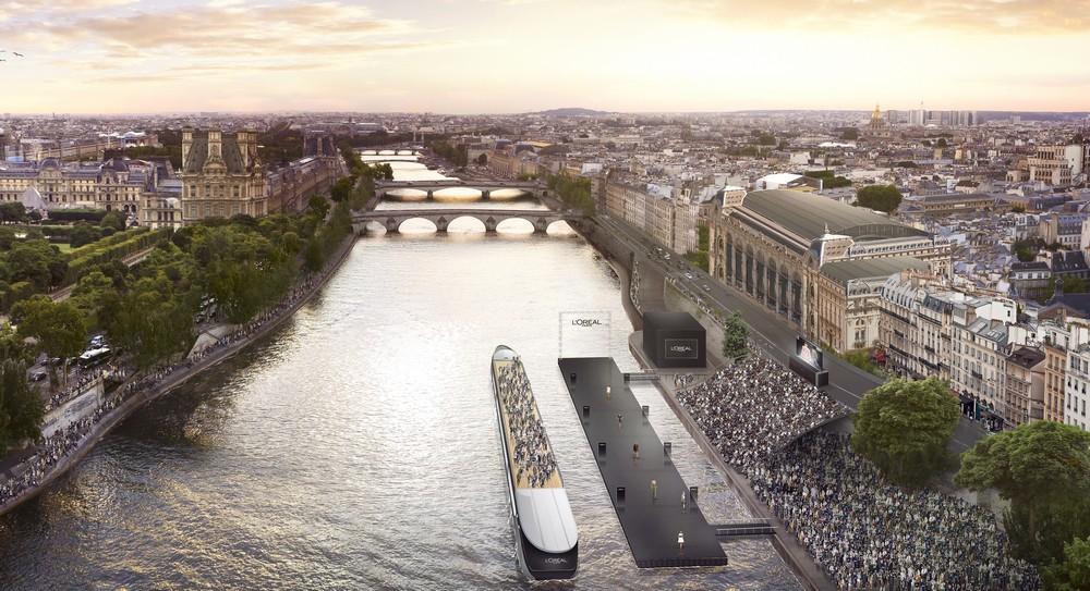 Nàng thơ xứ Thái Mai Davika sẽ cùng hàng loạt chân dài đình đám trình diễn catwalk trên sông Seine nổi tiếng của Paris - Ảnh 1.