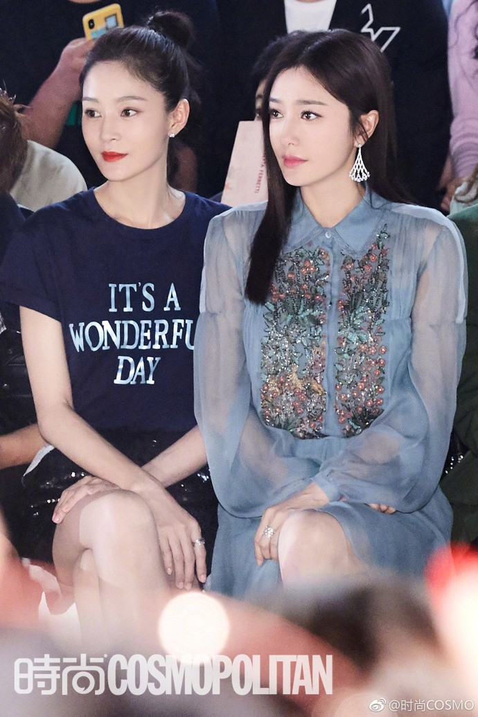 Hai Phú Sát Hoàng Hậu Tần Lam - Đổng Khiết đụng độ nhan sắc: Người như tiên nữ, kẻ lộ già nua - Ảnh 16.