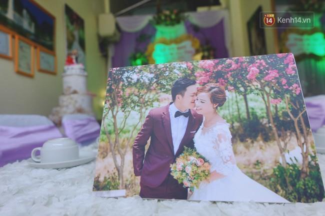 Cô dâu 62 chú rể 26 ở Cao Bằng: Ảnh cặp đôi rạng rỡ trong ngày cưới - Ảnh 1.