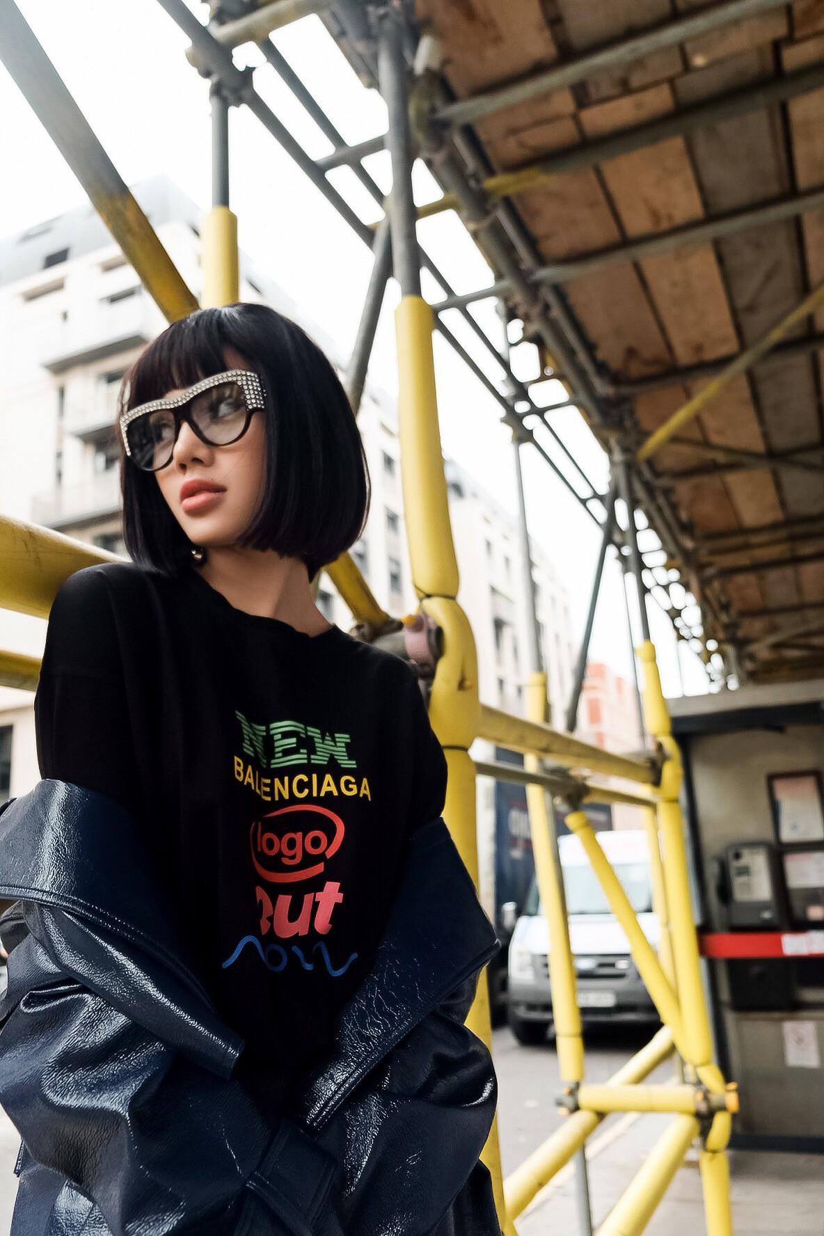 Bay show tới tấp tại London Fashion Week, Jolie Nguyễn vẫn giữ được phong độ thời trang trên hàng ghế đầu - Ảnh 6.