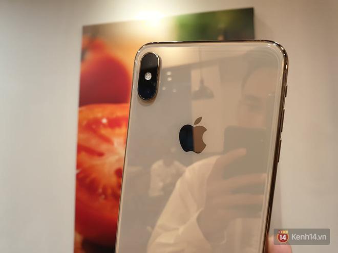 Cận cảnh iPhone XS Max 256GB Gold tuồn ra trước giờ bán, giá khởi điểm 33,9 triệu đồng, sẵn sàng xách về Việt Nam ngay đêm nay - Ảnh 11.