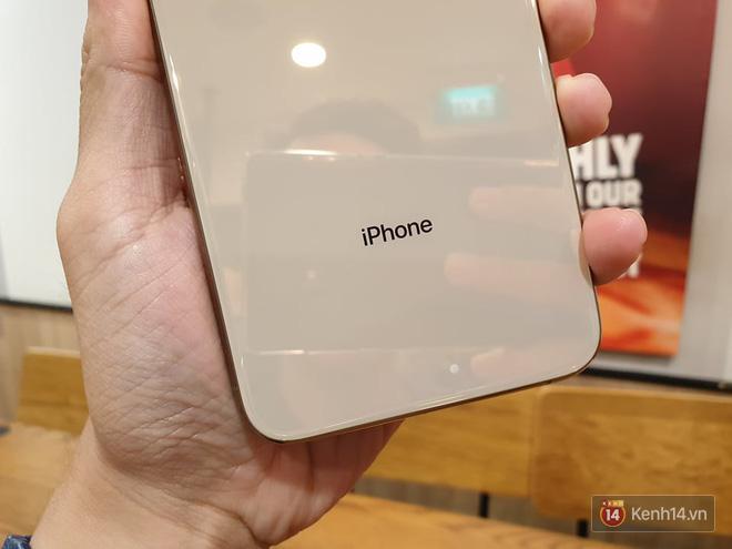Cận cảnh iPhone XS Max 256GB Gold tuồn ra trước giờ bán, giá khởi điểm 33,9 triệu đồng, sẵn sàng xách về Việt Nam ngay đêm nay - Ảnh 12.