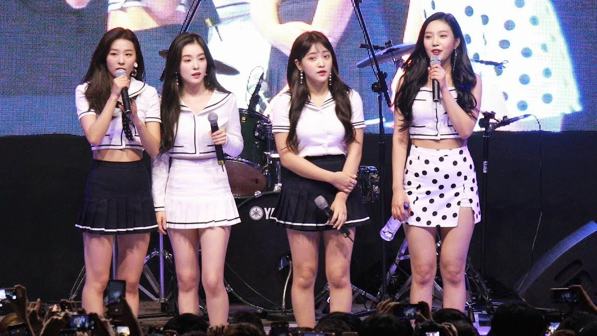 Vắng mặt giọng ca chủ lực Wendy, 4 mẩu Red Velvet không ai đảm đương nổi phần hát - Ảnh 1.
