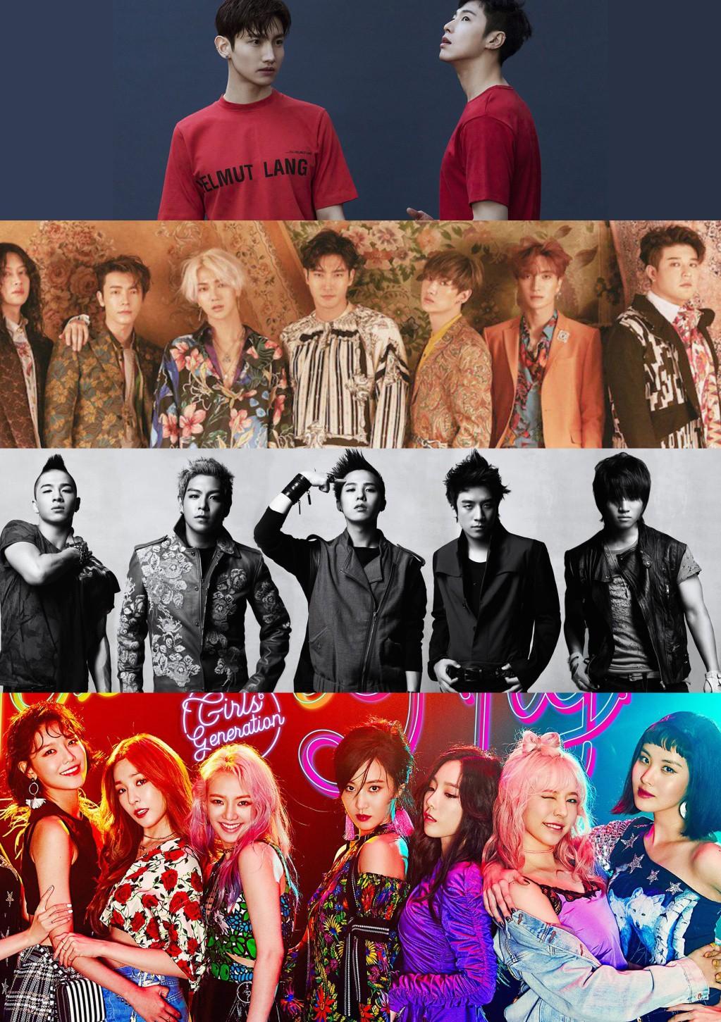 Thần tượng thế hệ 2 của Kpop như DBSK, SNSD, SuJu...: Vẫn là nghệ sĩ hay chỉ còn là những con gà đẻ trứng vàng? - Ảnh 4.
